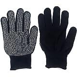OUYOU 耐熱保護手袋 パーマ棒 焼けど防止 髪スタイル 美容用品 両手適用