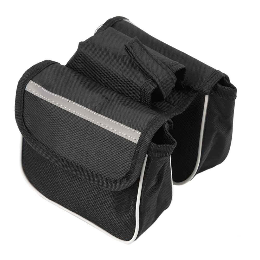Bicycle Frame Front Head Top Tube Bike Bag Cycling
