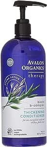 Avalon Organics Thickening Conditioner Biotin B-Complex Therapy - 32 fl oz