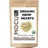 USA Grown Organic Hemp Hearts (Hulled Hemp Seeds) | 3 LB Bag | Cold Stored to Preserve Nutrition | Raw, Non GMO, Vegan…