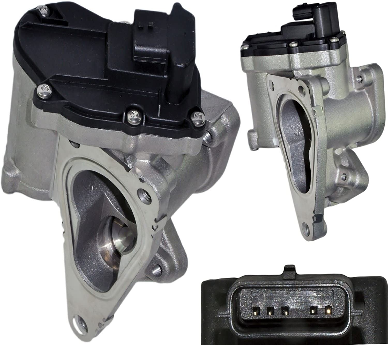 D2P Válvula EGR Compatible con Renault Laguna MK2, Megane MK2 & schenic MK2 1.9 dCi