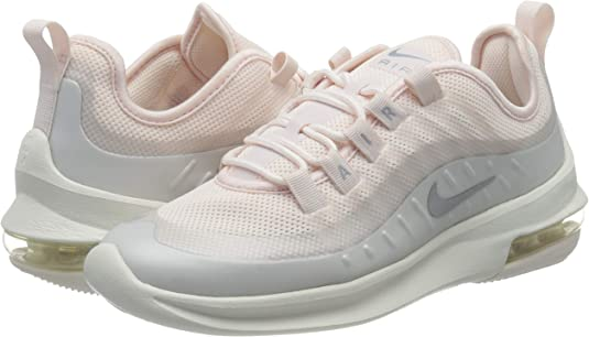 Nike Air MAX Axis, Zapatillas de Atletismo para Mujer, Multicolor (Light Soft Pink/Mtlc Platinum/Phantom 603), 37.5 EU: Amazon.es: Zapatos y complementos
