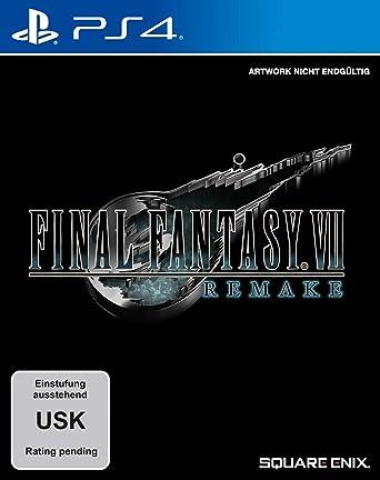 Ff7 Karte.Final Fantasy Vii Hd Remake Playstation 4 Amazon De Games