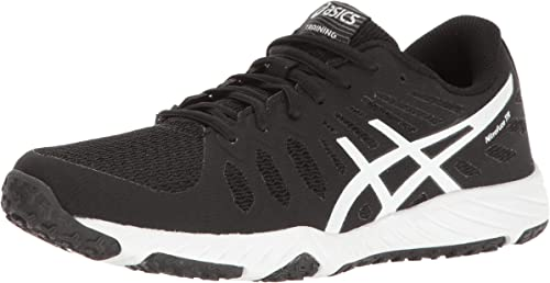 2018 New ASICS Gel Nitrofuze TR Black White White Low Price
