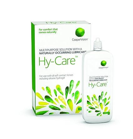CooperVision Hy Care Pack de 6 meses de Solución para Lentes de Contacto 6 x 250ml