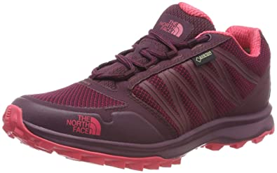 The North Face Women s Litewave Fastpack Gore-Tex Low Rise Sneakers ... 2f70c0eae4d