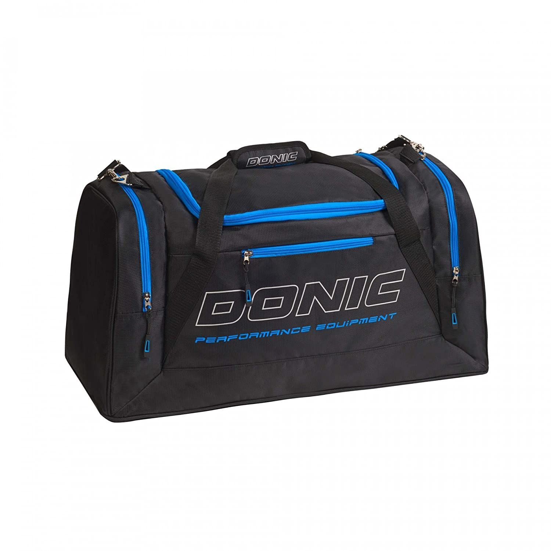 DONIC Sporttasche Sentinel St schwarz/Cyan 87229177