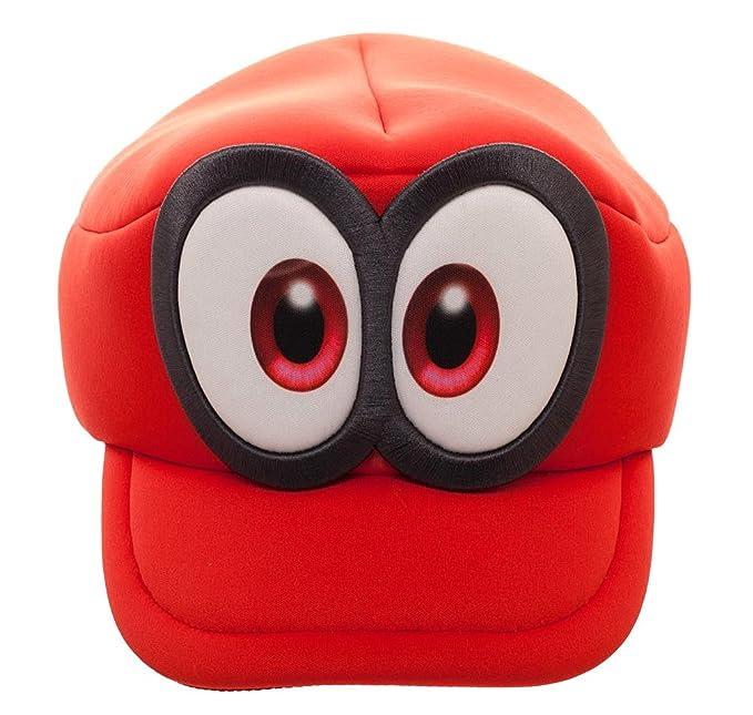 amazon com bioworld super mario odyssey cappy hat kids cosplay