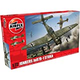 Airfix 1:72 Scale Junkers Ju87 B-1 Stuka Model Kit by Airfix