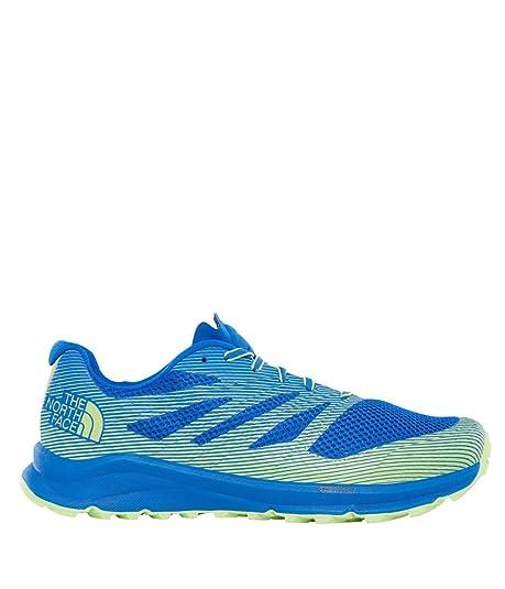 The North Face M Ultra TR III, Zapatillas de Deporte para Hombre, (Turkish Sea/Dayglo Yellow 4Dn), 42 EU: Amazon.es: Zapatos y complementos