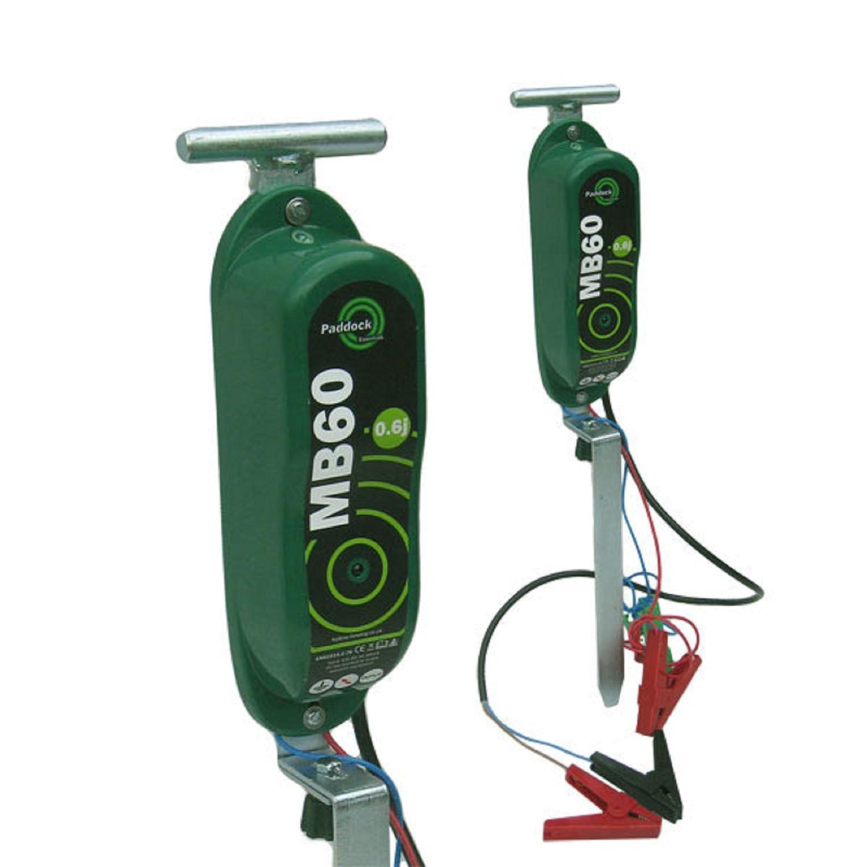 12v Electric Fencer Energiser Hotline Matador MB60 0.6J Waterproof Great British Make