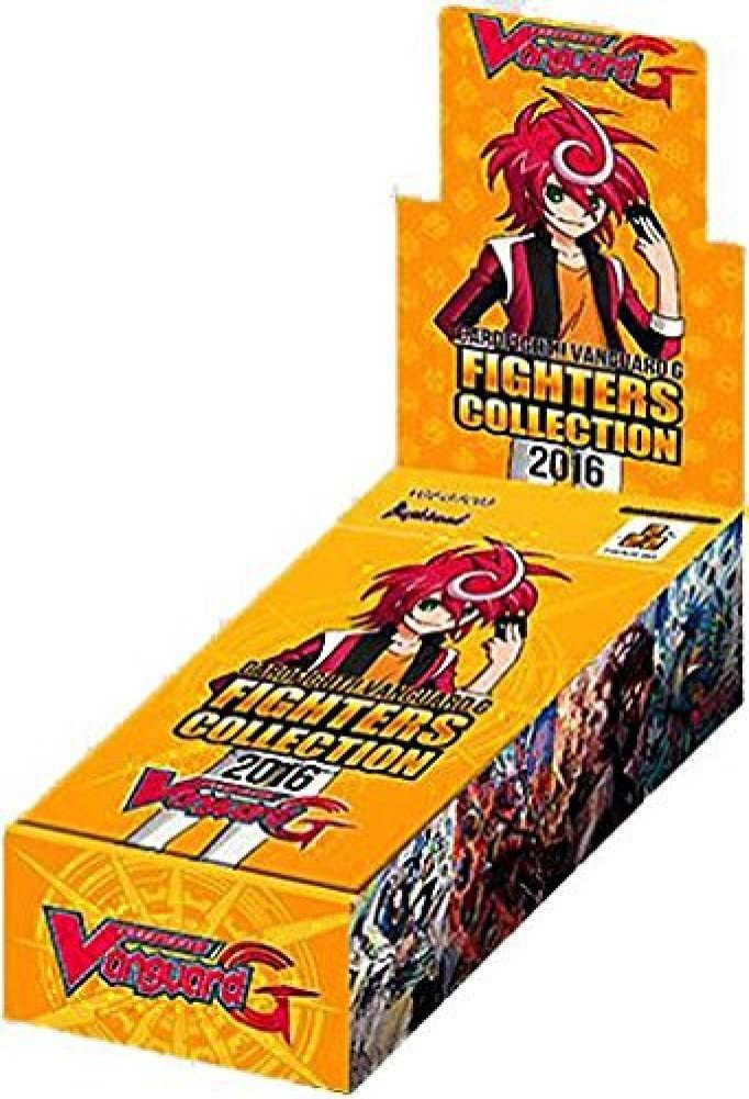Cardfight! Vanguard Fighter's Collection 2016 Booster Box