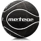 meteor® Basketball Asfalt Slam: - Größe #7, idealer Basketball für Ausbildung/weicher Basket Ball mit griffiger Oberfläche