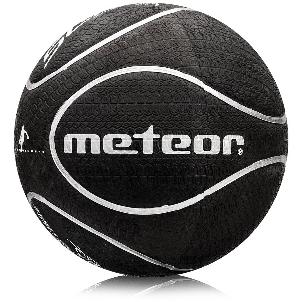 meteor® Basketball Asfalt Slam: - Größe #7 , idealer Basketball für Ausbildung / weicher Basket ball mit griffiger Oberfläche black 7 markArtur 07014