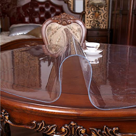 Protector para mesa MAGILONA, impermeable, de PVC de 1,5 mm de ...