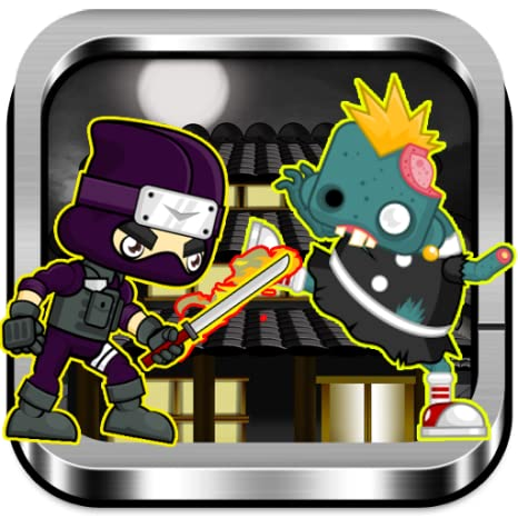 Amazon.com: Amazing Ninja Revenge Zombies: Appstore for Android