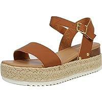 Amazon Best Sellers  Best Women s Platform   Wedge Sandals d24117d6d68b