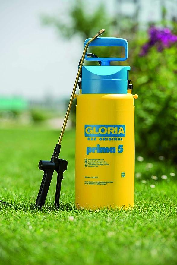 Gloria pulverizador de presión Prima 5 Typ 42 E, Amarillo: Amazon ...