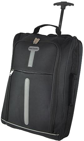 c71d62875d World Traveller vol approuvé plumes poids de cabine, bagages à main de  transport à roulettes