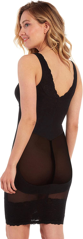 MAGIC BODYFASHION Super Control Dress Vestido Moldeador para Mujer