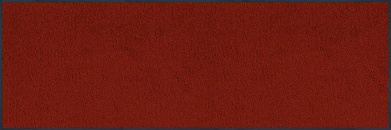 Wash+dry Fußmatte Terracotta 60x180 cm