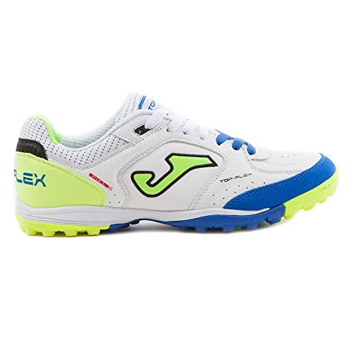 52d8faf64 Joma Top Flex Indoor Football Shoe Unisex-Adulto White Size  6.5   Amazon.co.uk  Shoes   Bags
