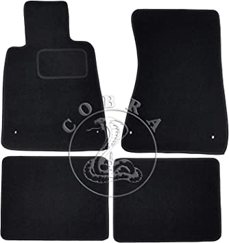 Amazon Com Cobra Auto Accessories Floor Mats Carpet Fits Lexus Ls400 Ls 1995 1996 1997 1998 1999 95 96 97 98 99 2000 Vip Automotive