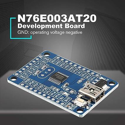 N76E003AT20 Core Controller Board Development Module System