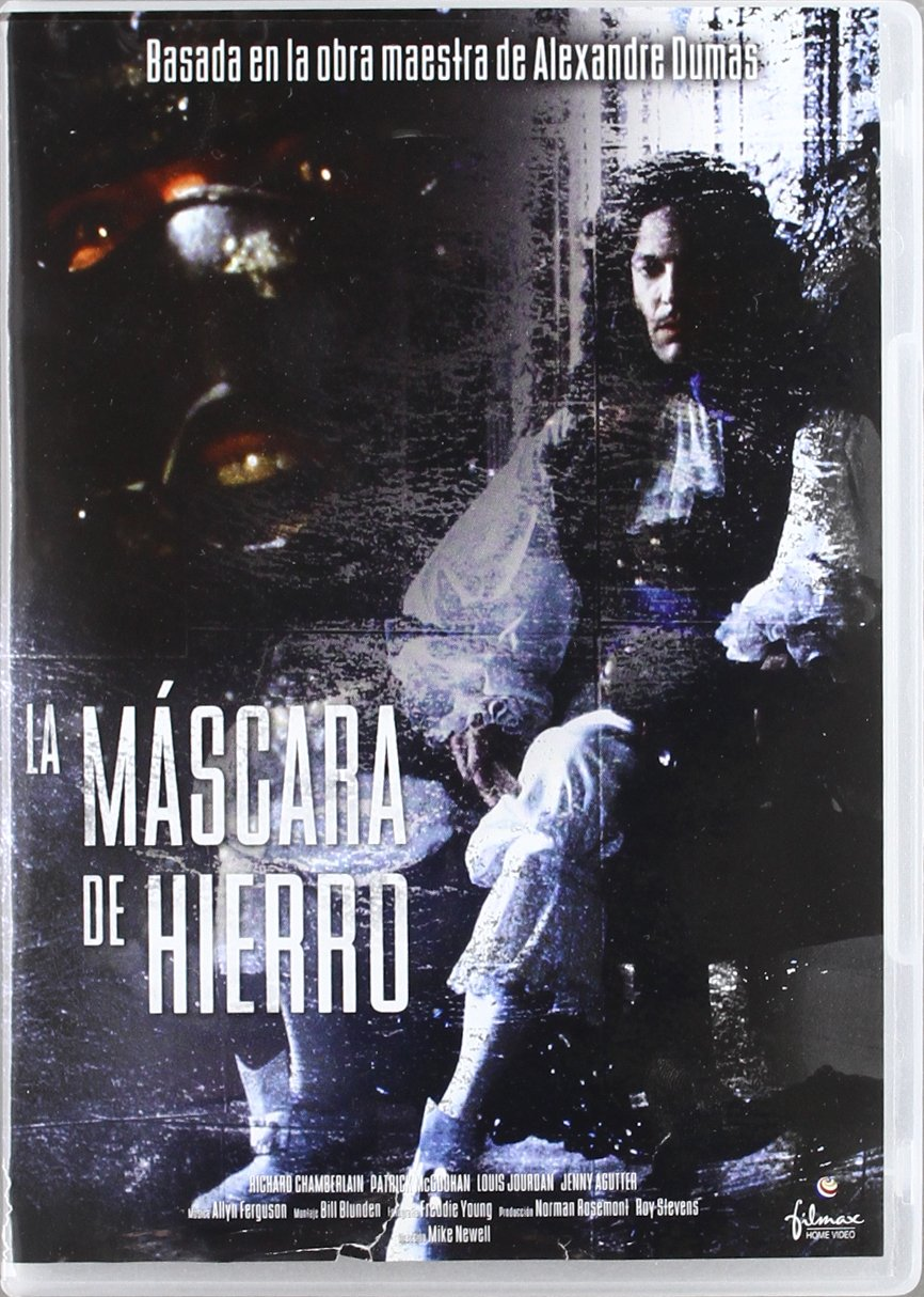 Amazon.com: La Mascara De Hierro (Import Movie) (European Format - Zone 2) (2003) Varios: Movies & TV