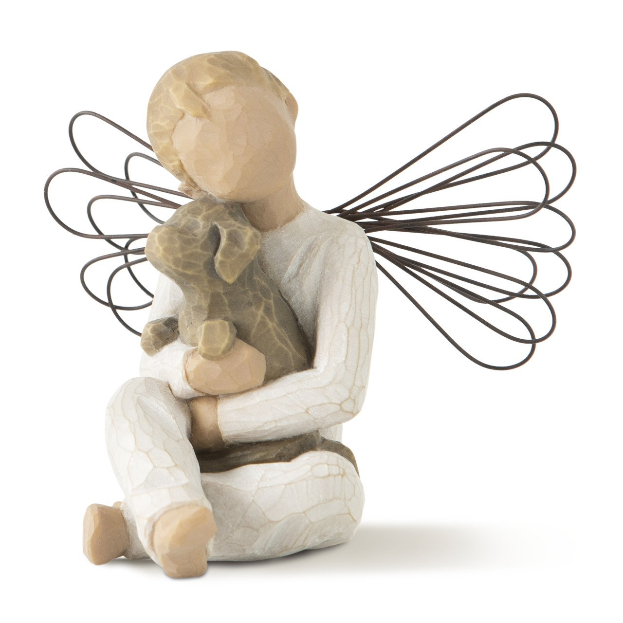 Willow Tree hand-painted sculpted angel, Angel of Comfort by Willow Tree