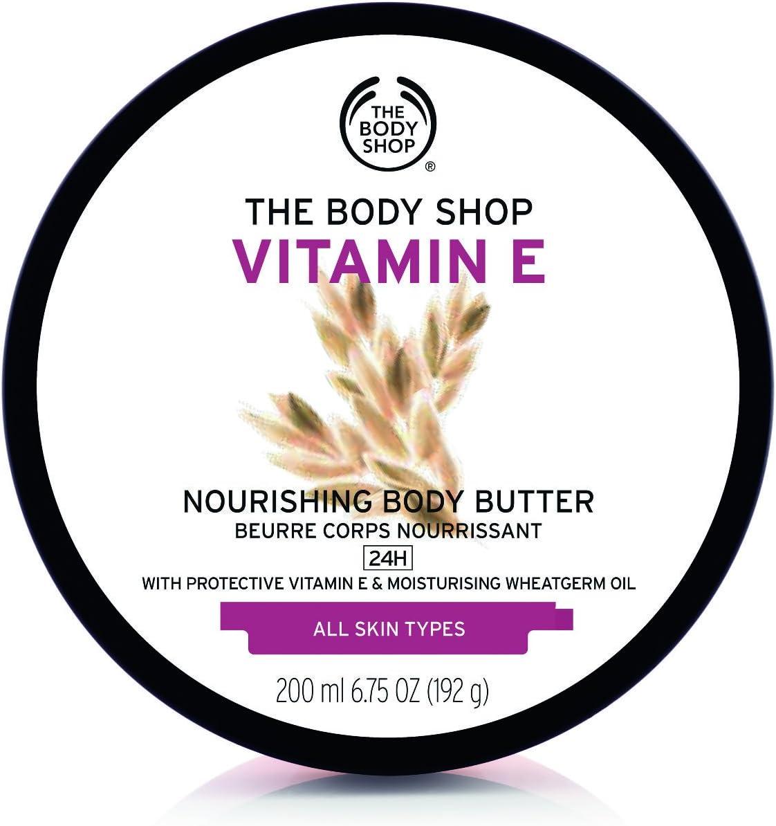 The Body Shop - Vitamin E Body Butter: Amazon.es: Belleza