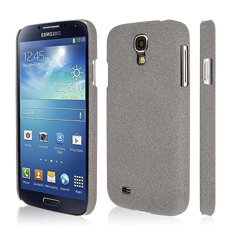 Empire Klix - Carcasa rígida fina para Samsung Galaxy S4, color gris