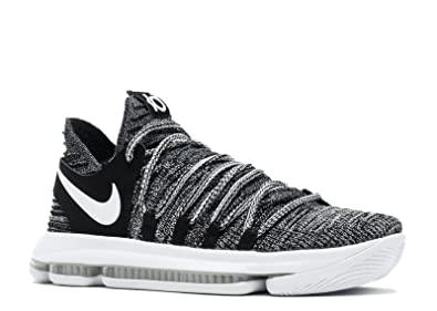 41d4d16d5b7c Nike Zoom KD10 basketball shoes kevin durant dark grey reflect silver NEW  897815-005 - 11