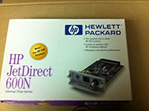 HP JetDirect 600N J3111A J3111 EIO Print Server NIC Card