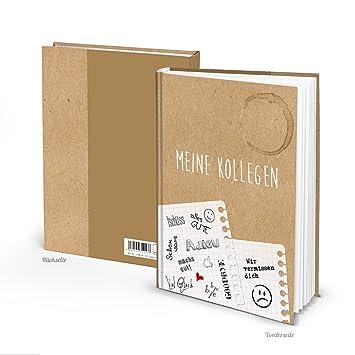 4814921d0ce Libro de compañeros vintage DIN A4 en blanco