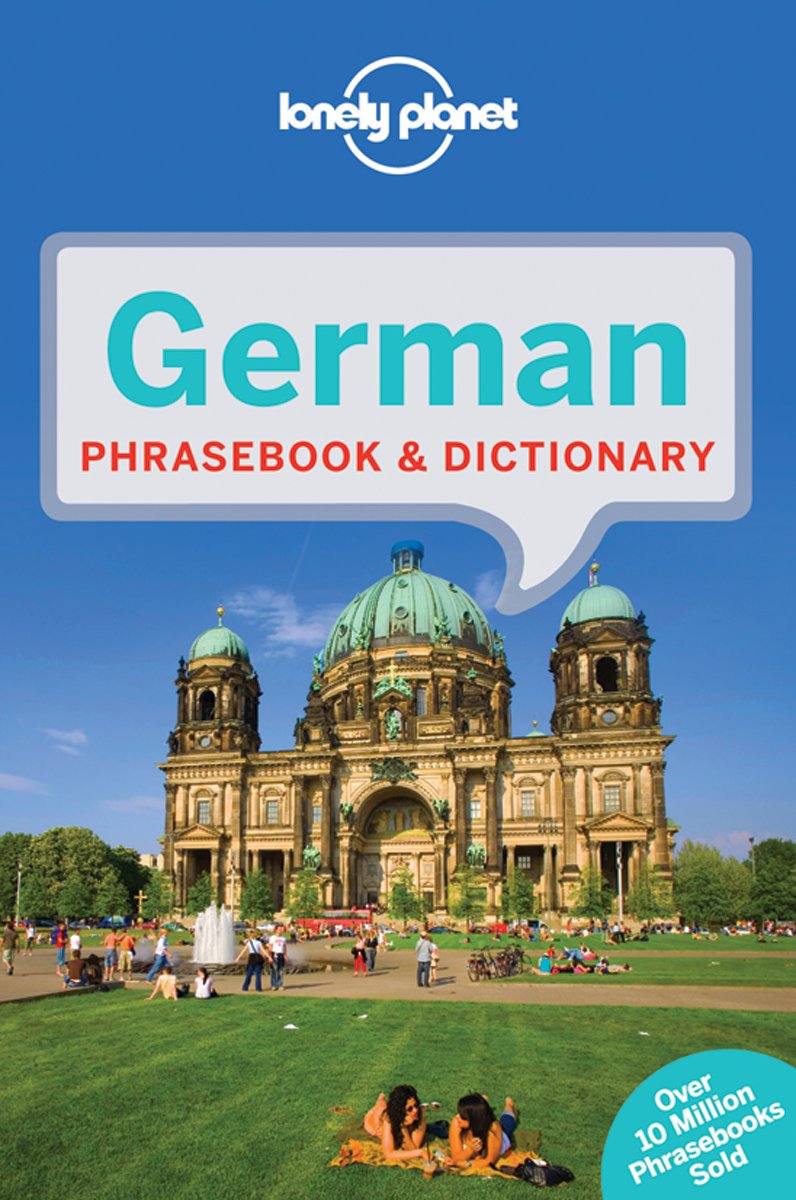Lonely Planet German Phrasebook & Dictionary pdf epub
