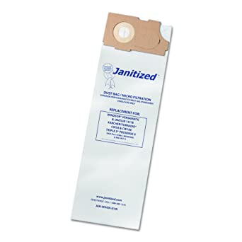 Janitized JAN-Wiver-3 Windsor Versamatic 3 Ply Bag (10 per ...