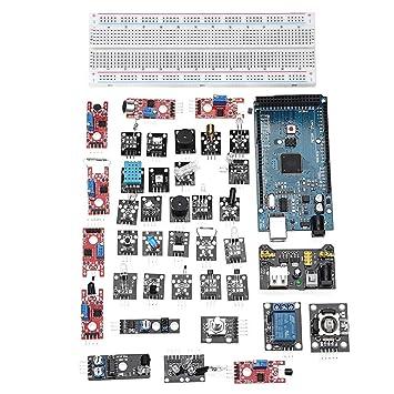 QCY AT Generador de Señal Funcional For Arduino DIY Mega 2560 R3 ...