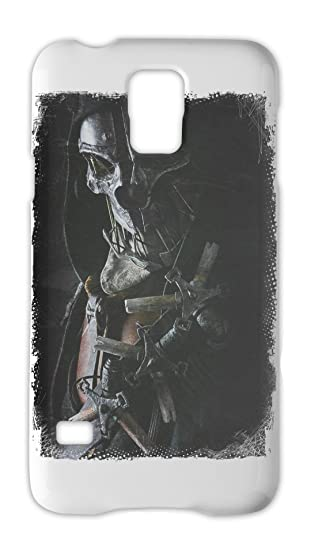 Dishonored 2 Dark Samsung Galaxy S5 caja de plástico