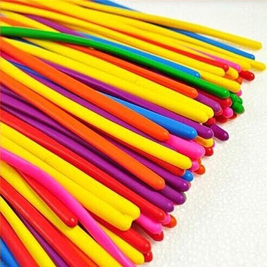 46 opinioni per logei® 200 pezzi Palloncini, Palloncini modellabili, Magici Palloncini per