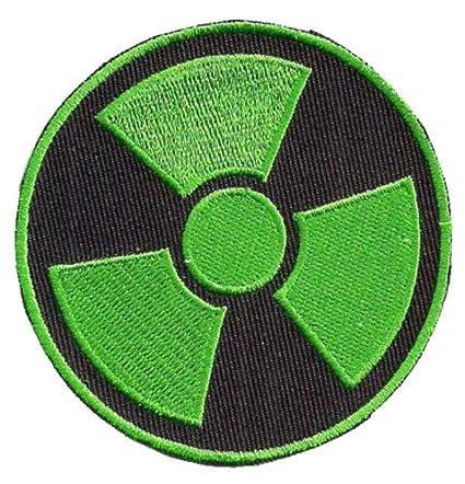 Amazon Marvel Comics Avengers Hulk Gamma Radiation Logo 3