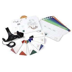 Wonder Workshop – Sketch Kit for Dash Robot For Kids 6+ – Free Programming Stem App – Visualize Your Code, Multicolor
