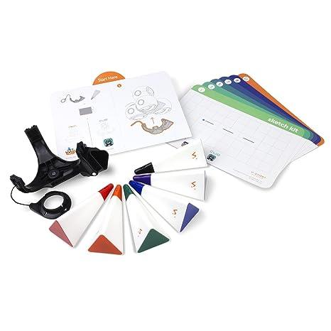 Amazon Com Wonder Workshop Sketch Kit For Dash Robot For Kids 6