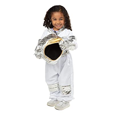 Melissa & Doug Astronaut Role-Play Costume Set (Pretend Play, Materials, Machine-Washable): Melissa & Doug, Melissa & Doug: Toys & Games