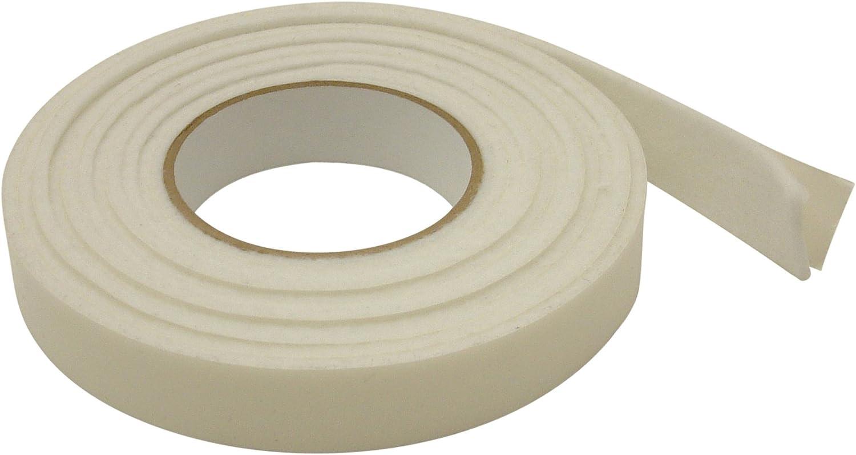 Felt Strip 100mm 3mm Thick Felt Band Charcoal AB 1m-Strong Self Adhesive