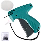 Tagging Gun for Clothing, Standard Retail Price Tag Attacher Gun Kit for Clothes Labeler with 6 Needles & 1000pcs Barbs Faste