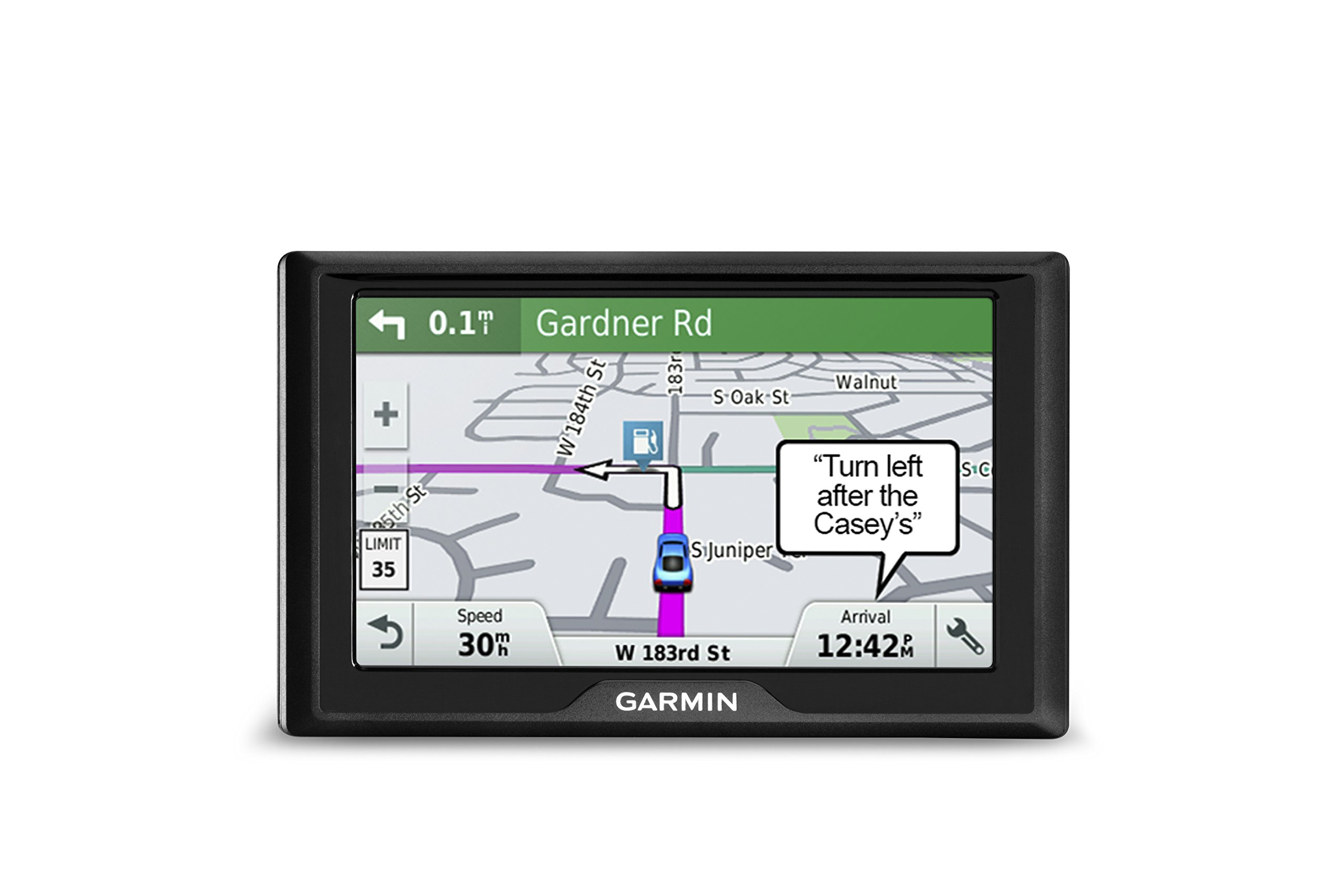 galleon garmin drive 50 usa lm gps navigator system with lifetime maps spoken turn by turn. Black Bedroom Furniture Sets. Home Design Ideas