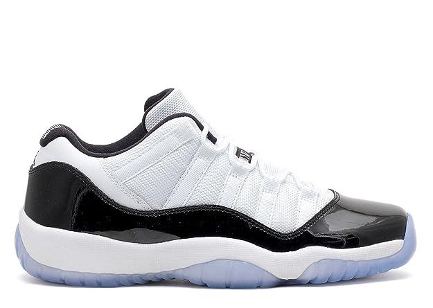 1ba532ae0f39 AIR JORDAN 11 LOW BG (GS)  CONCORD  - 528896-153 - SIZE 6.5 - US Size   Amazon.fr  Chaussures et Sacs
