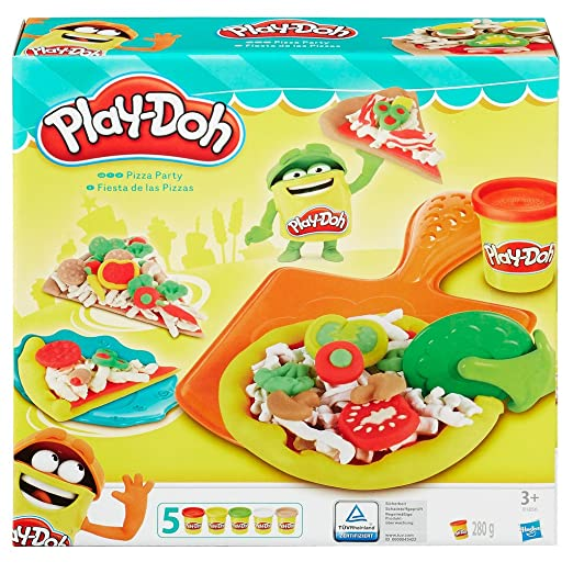 157 opinioni per Play-Doh B1856EU4- Set Pizza