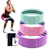 SIYWINA Resistance Bands for Legs and Butt , Resistance Loop Exercise Bands for Home Fitness , Stretching Strength…